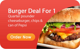 Burger Deal For 1