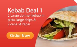 Kebab Deal 1